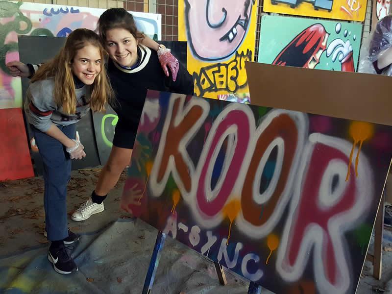 cultuurproject aso graffiti